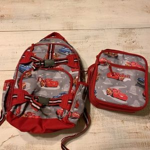 PBK Backpack and Lunchbox